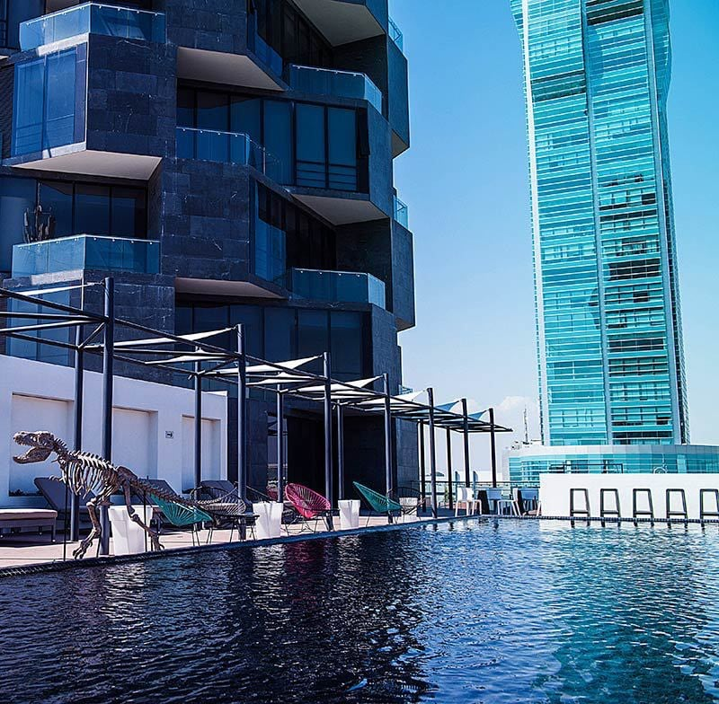 Beautiful flat in luxurious tower