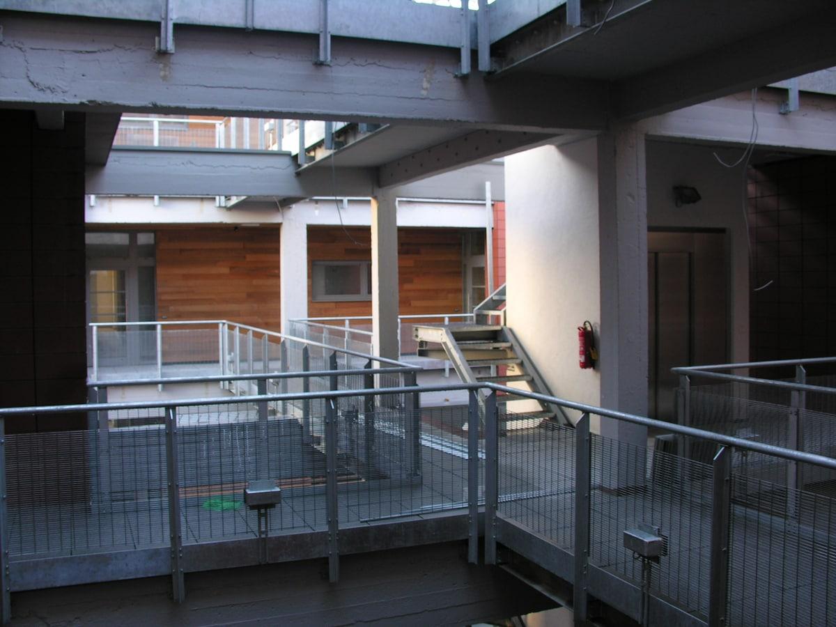 Cosy Loft in Brussels