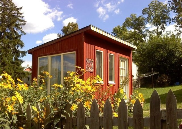 Artist bungalow, for your retreat