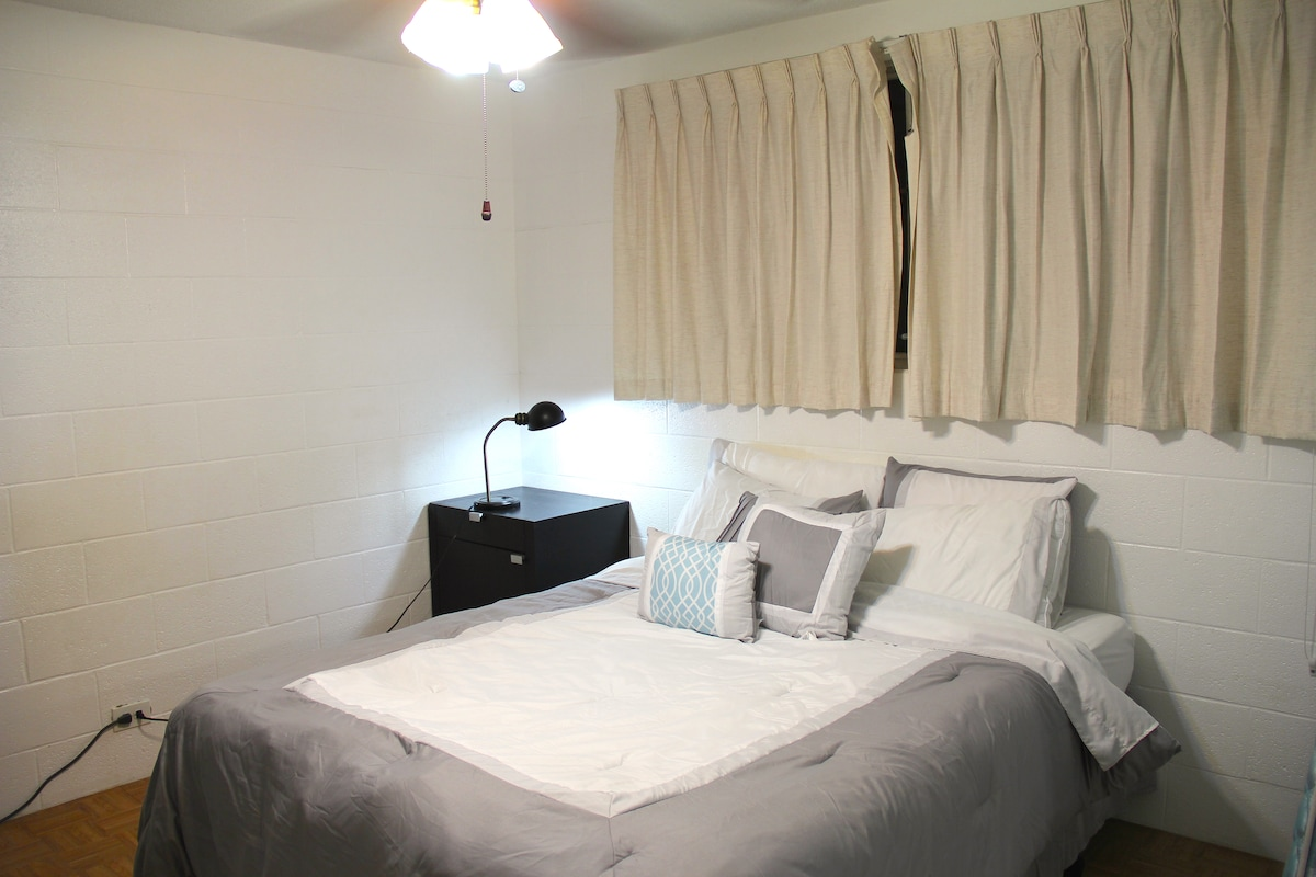 Clean Room for Stay near Waikiki!