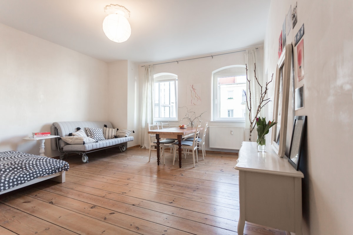 1 room apartment @ prenzlauer berg