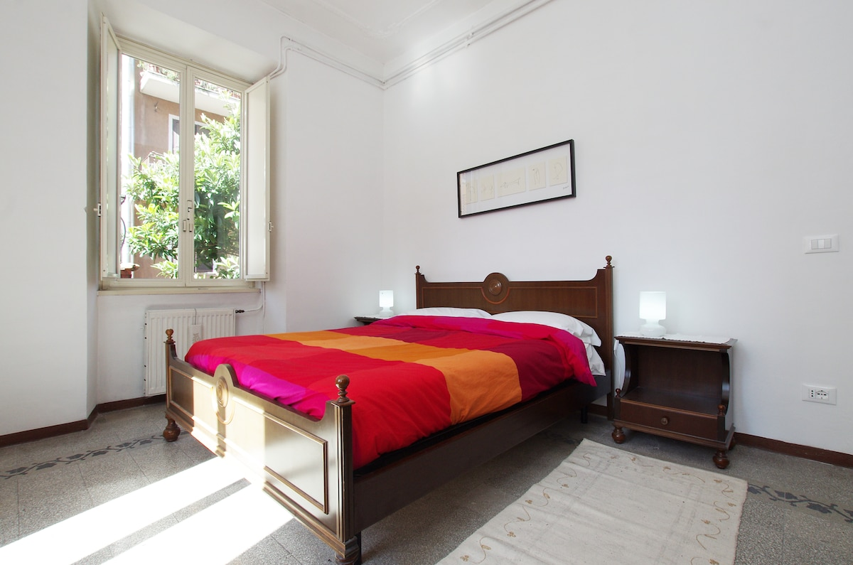 Welcome to 2 br Apartment in Rome