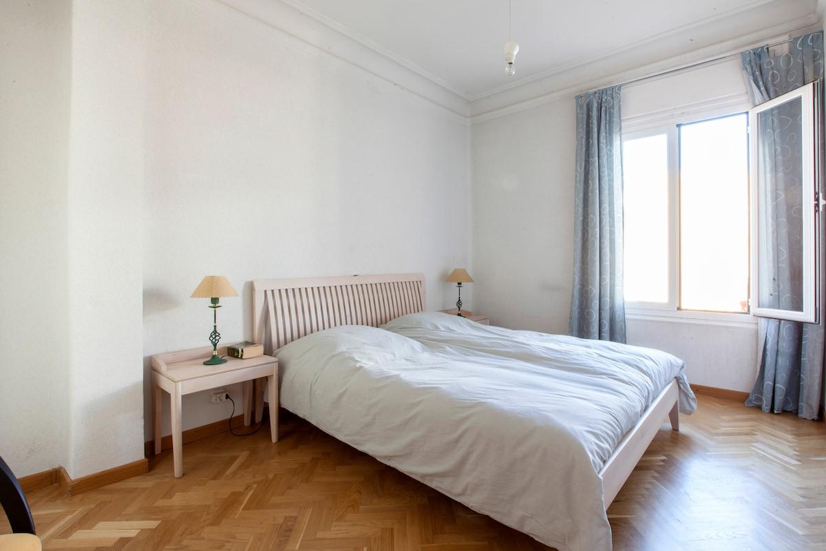 Luminous apartment in Vallehermoso