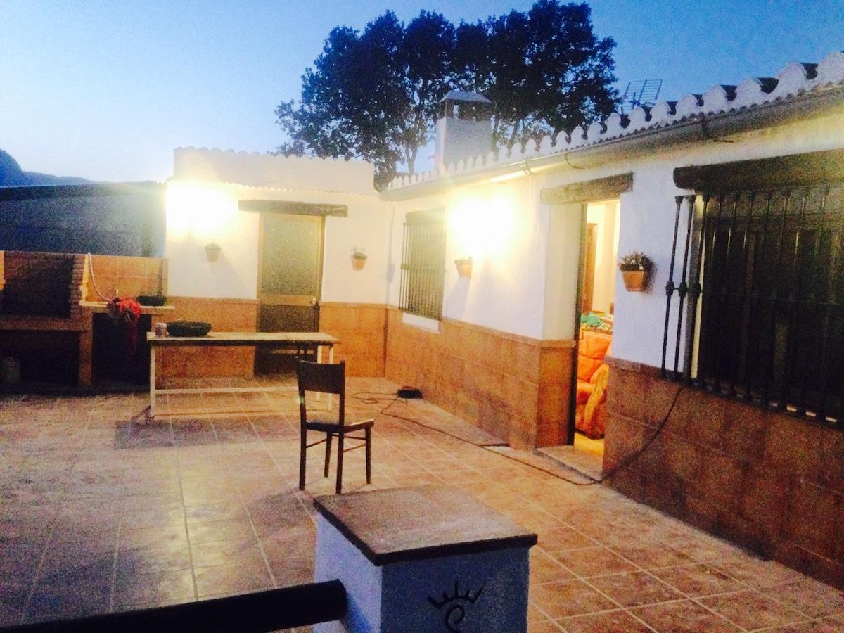 Casa rural la indiana relajaci n en la indiana - Relajacion en casa ...