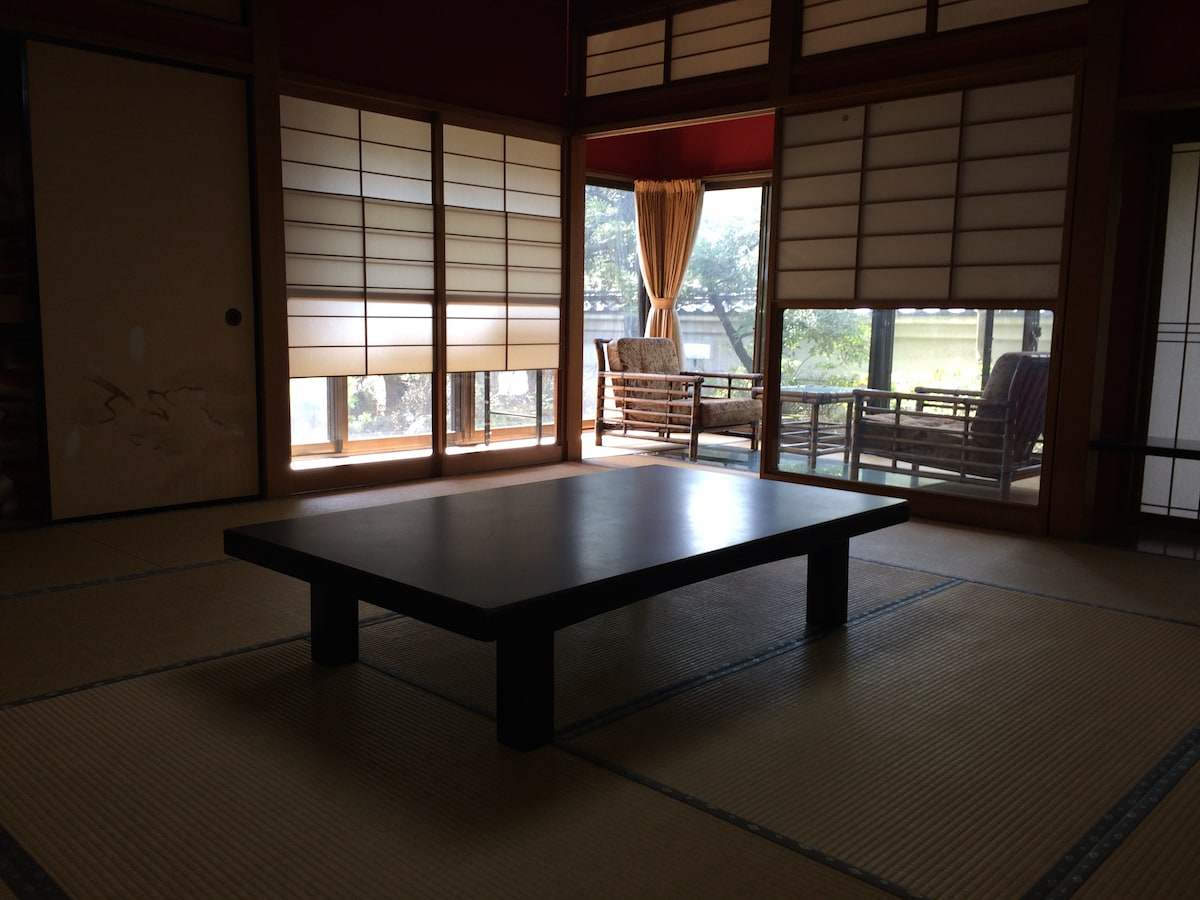 Traditional Japanese Room  [PINE]