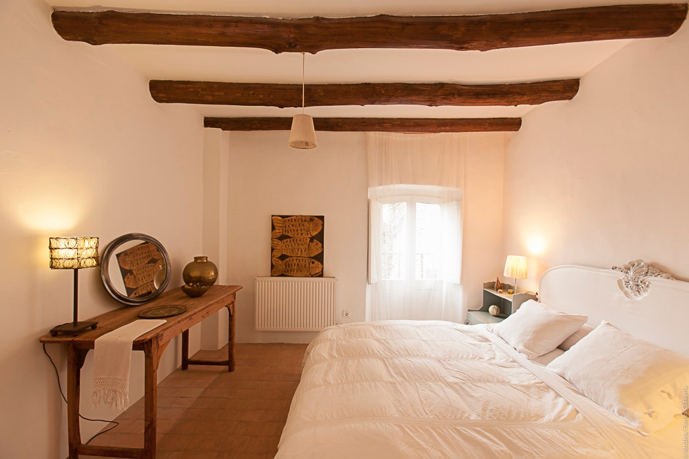 Suite in a medieval village house