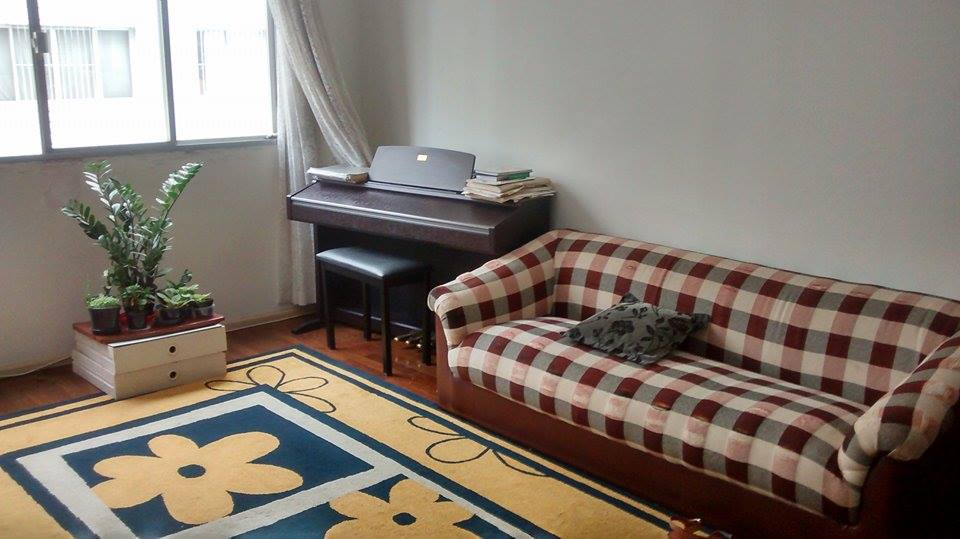Temporary Room @ Vila Madalena