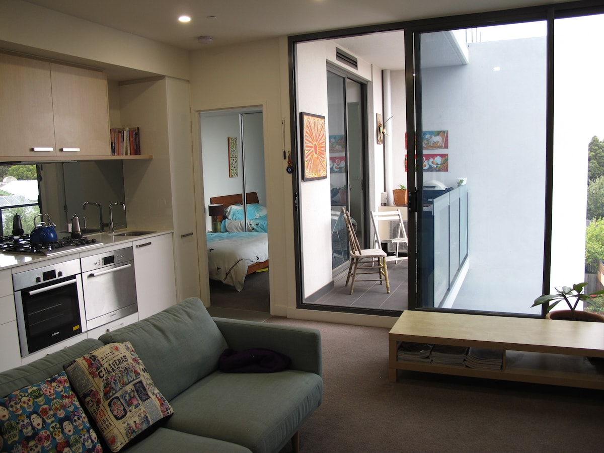 Brand new apartment on High St