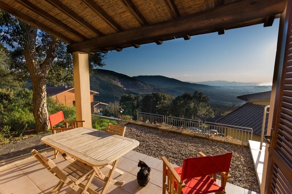 Maremma, in Tuscany, panoramic for2