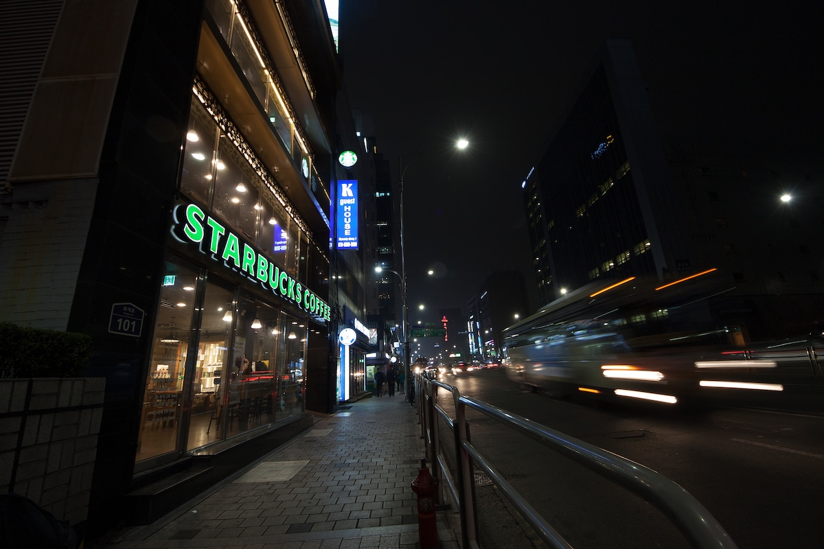 K-Guesthouse Myeongdong 1 -Double#1