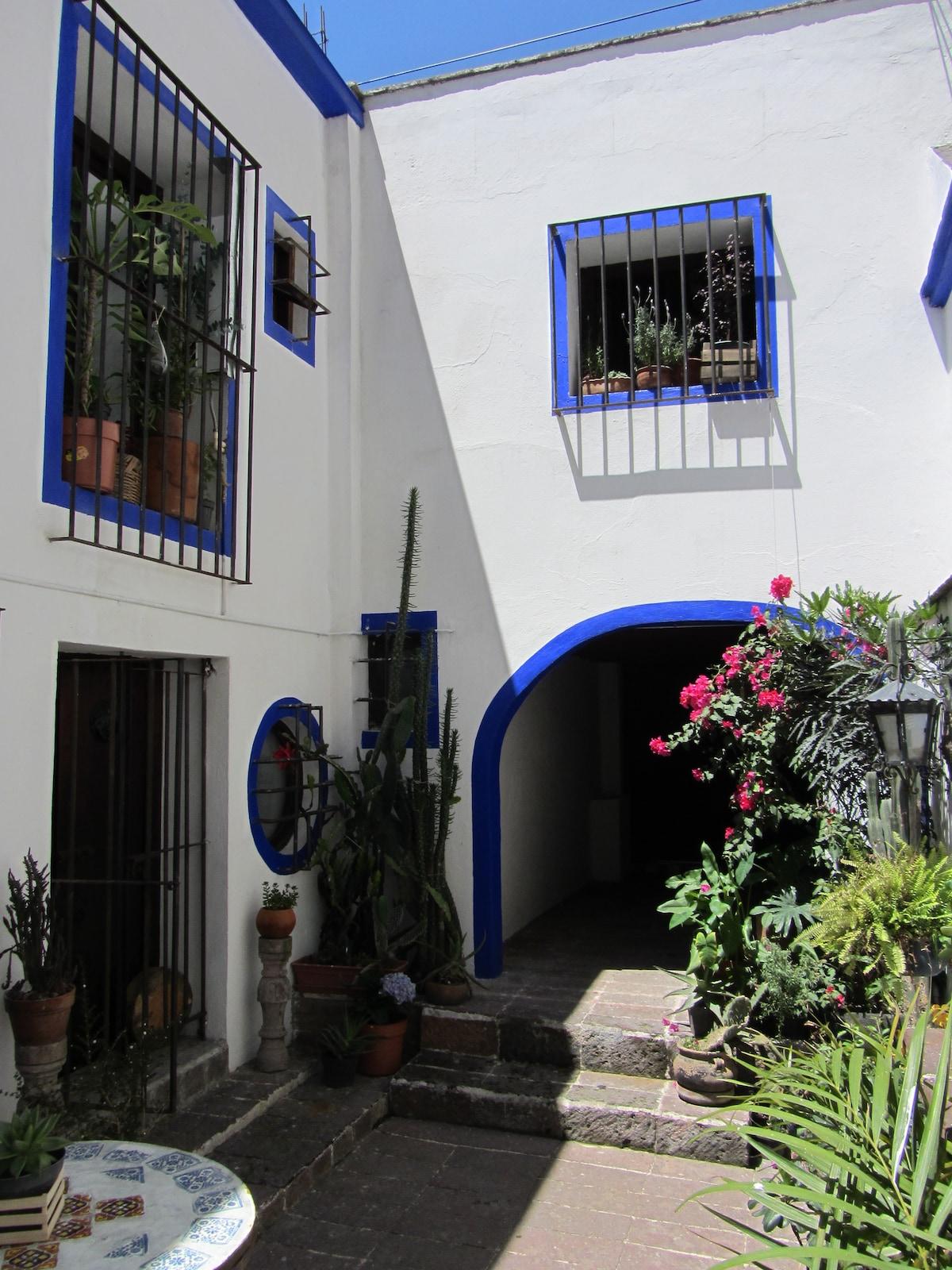 Town house near Centro Historico