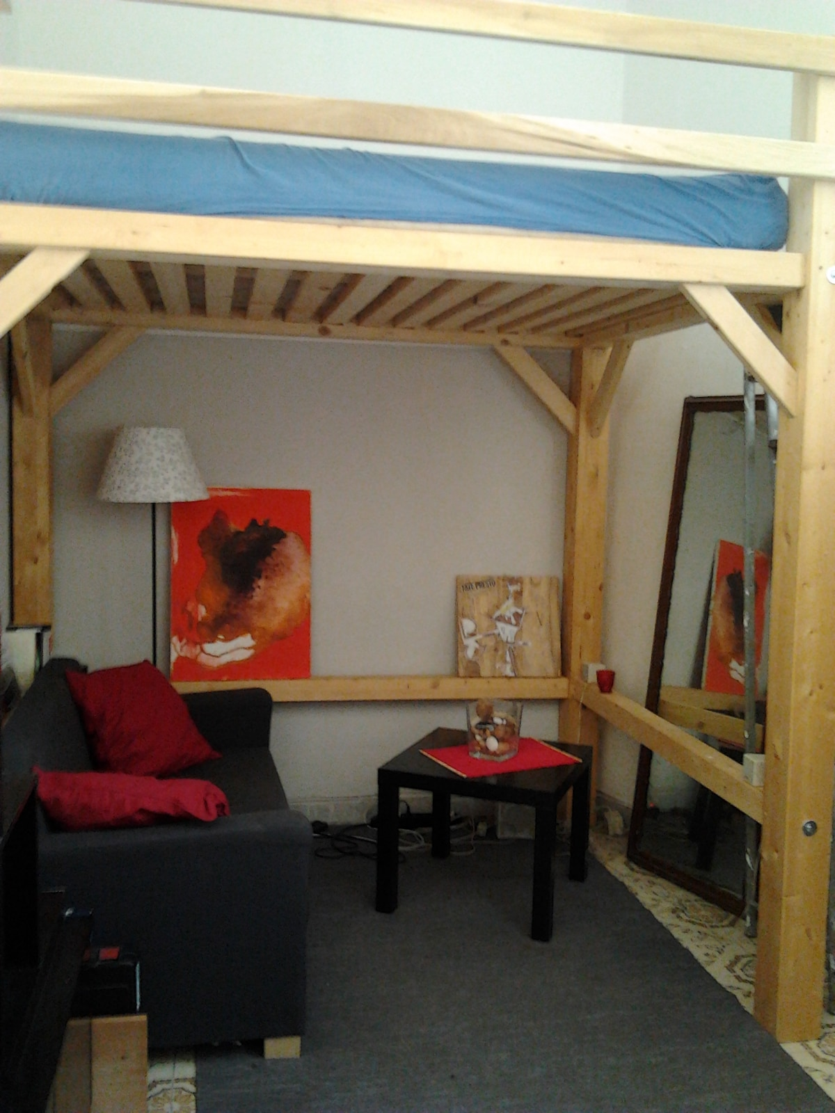 DOUBLE ROOM IN THE HEART OF NAPOLI