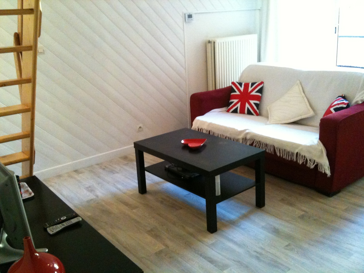 Appartement Cosy - chambre simple