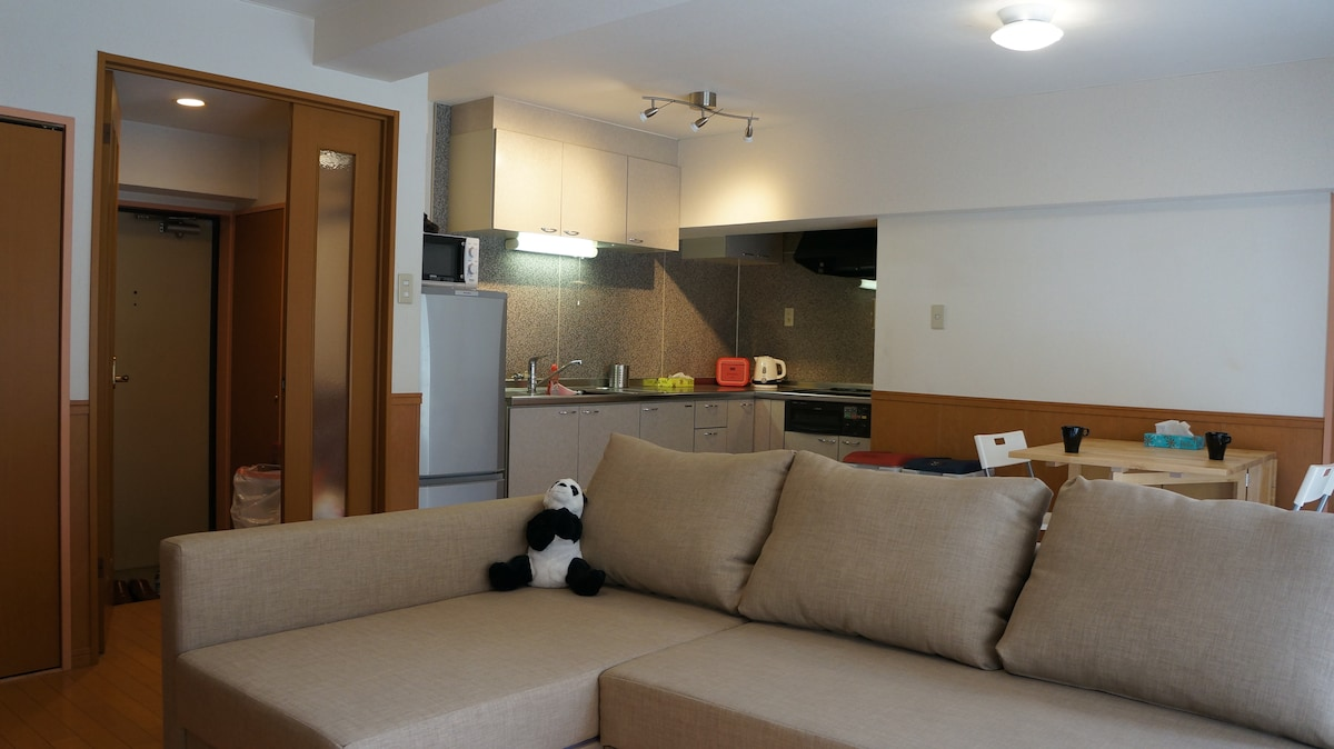 Huge Family Apt - 10min to Ueno!