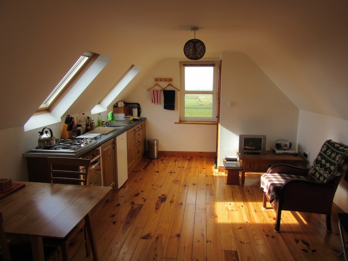 Self contained 1 bedroom flat