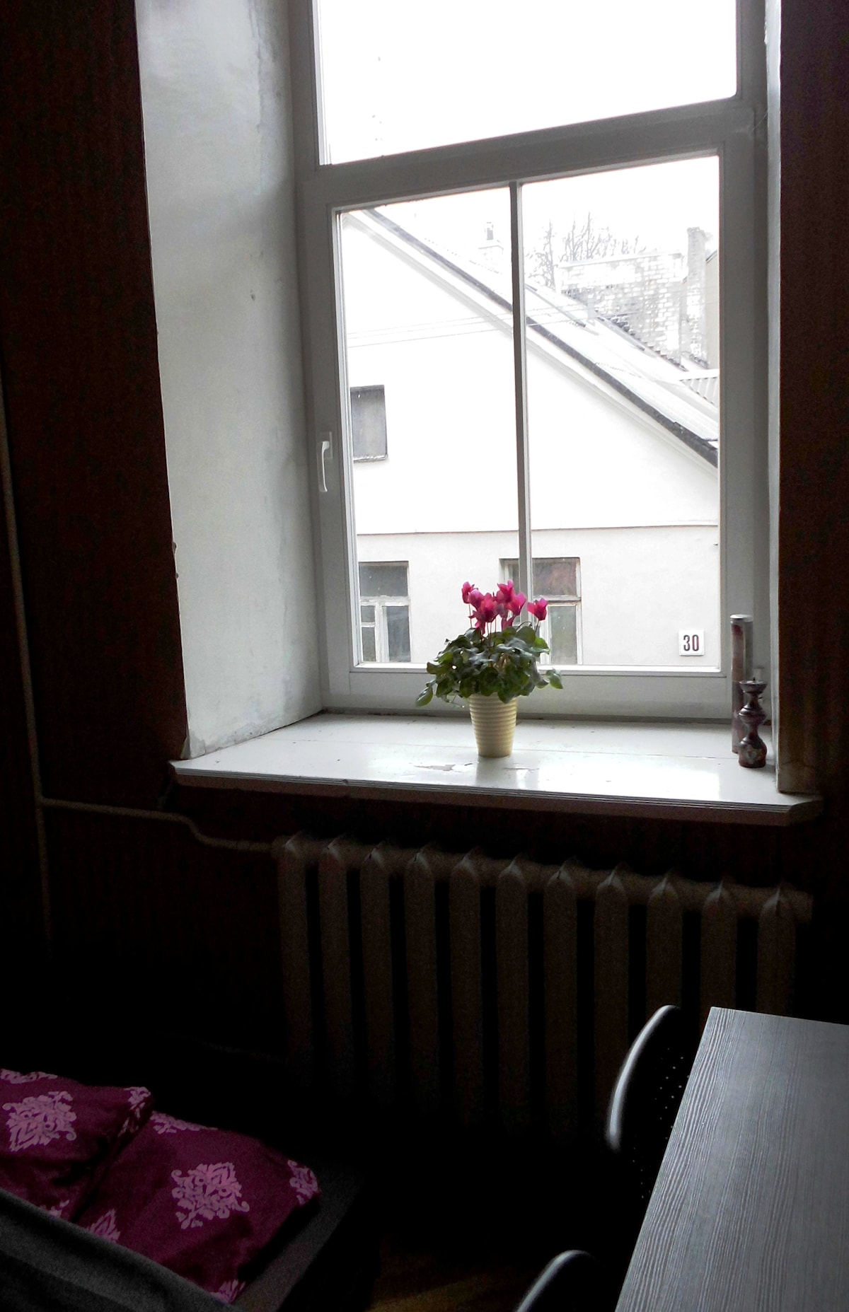 New!*Double Room Old Town*
