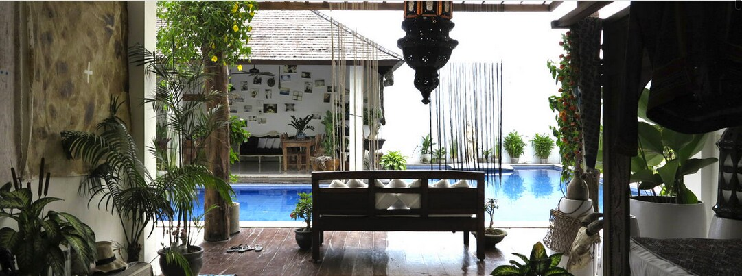 Canggu luxury Beach Front Villa #3