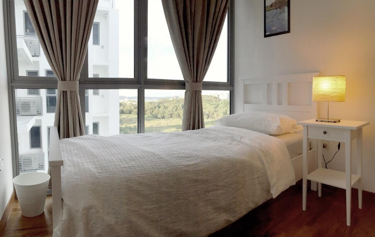 New condo single room near Changi