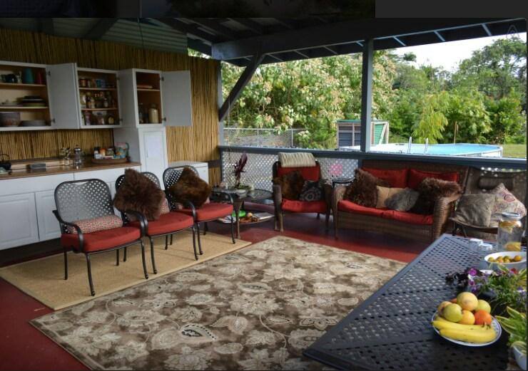 Hawaii Farm Cabin