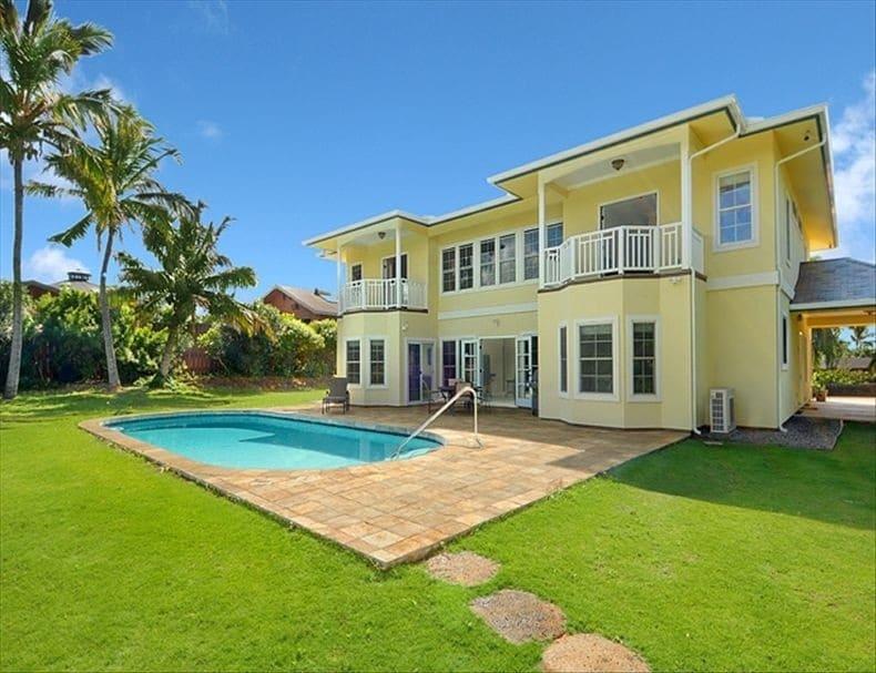 Poipu Pool House