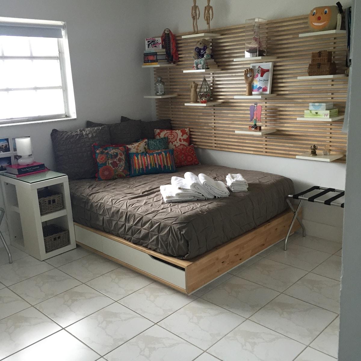 Lovely room in Key Biscayne