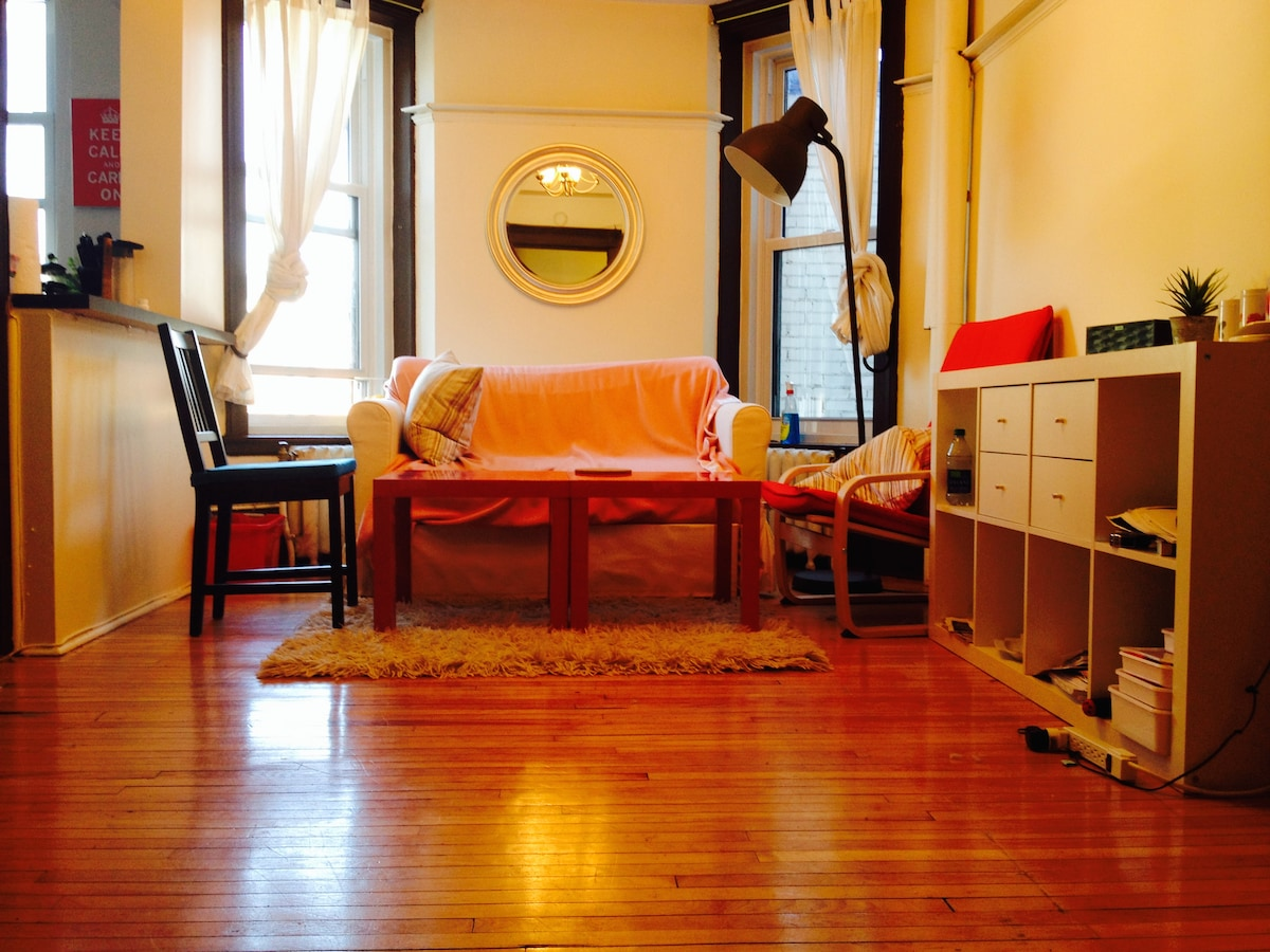 Cosy Apartement / Heart of Montreal