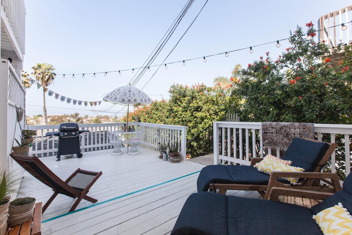 Hummingbird Haven : Private Room