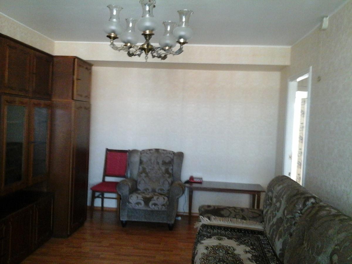 Чистая комната в уютной квартире