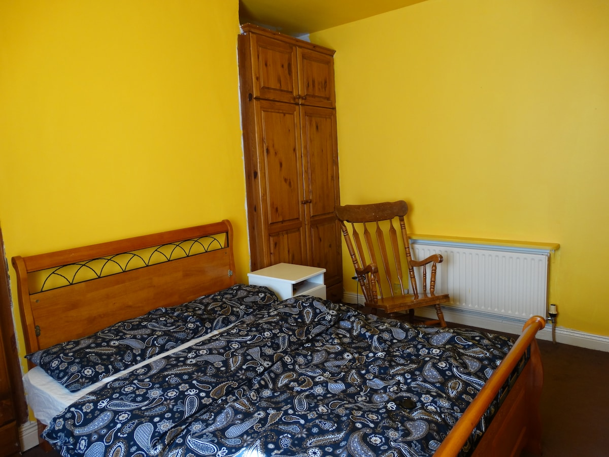 Charming Double Room in Dublin 8