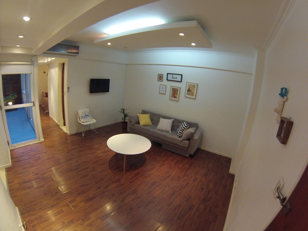 Beautiful and cozy apt in Palermo!