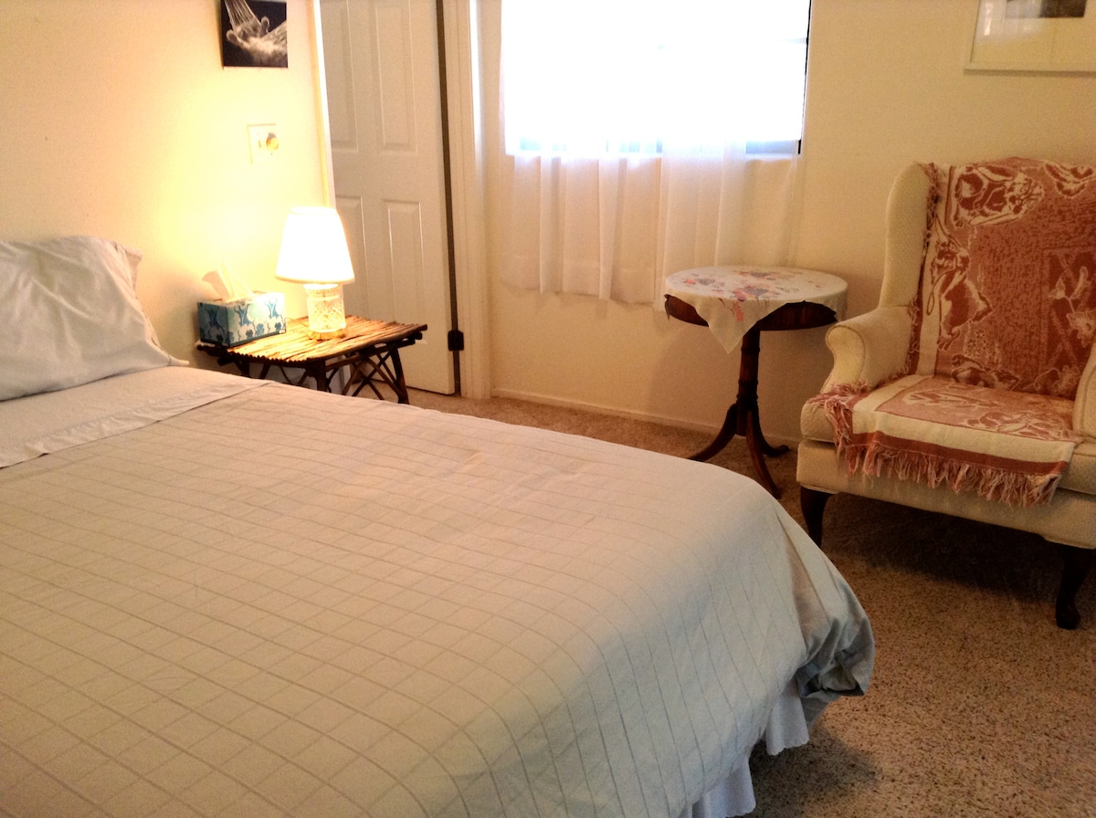 Ojai Room Centrally Located