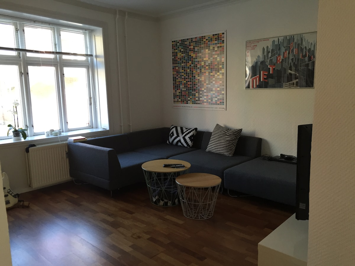 Apartment - well connected to CPH
