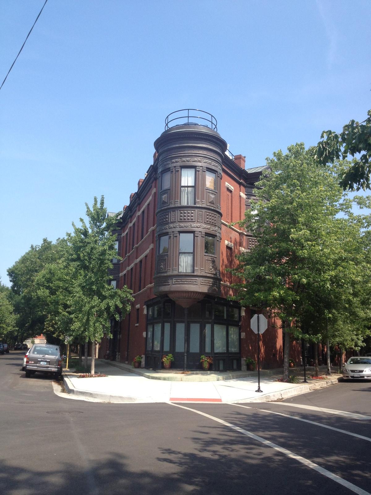 Historic Storefront 2Bdrm Condo