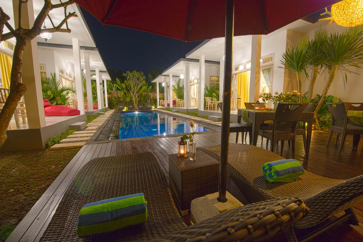 Jimbaran Boutique Hotel 1BR Luxe 6