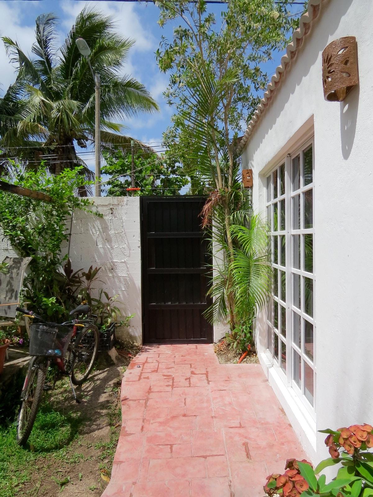 Cozy studio in Cozumel