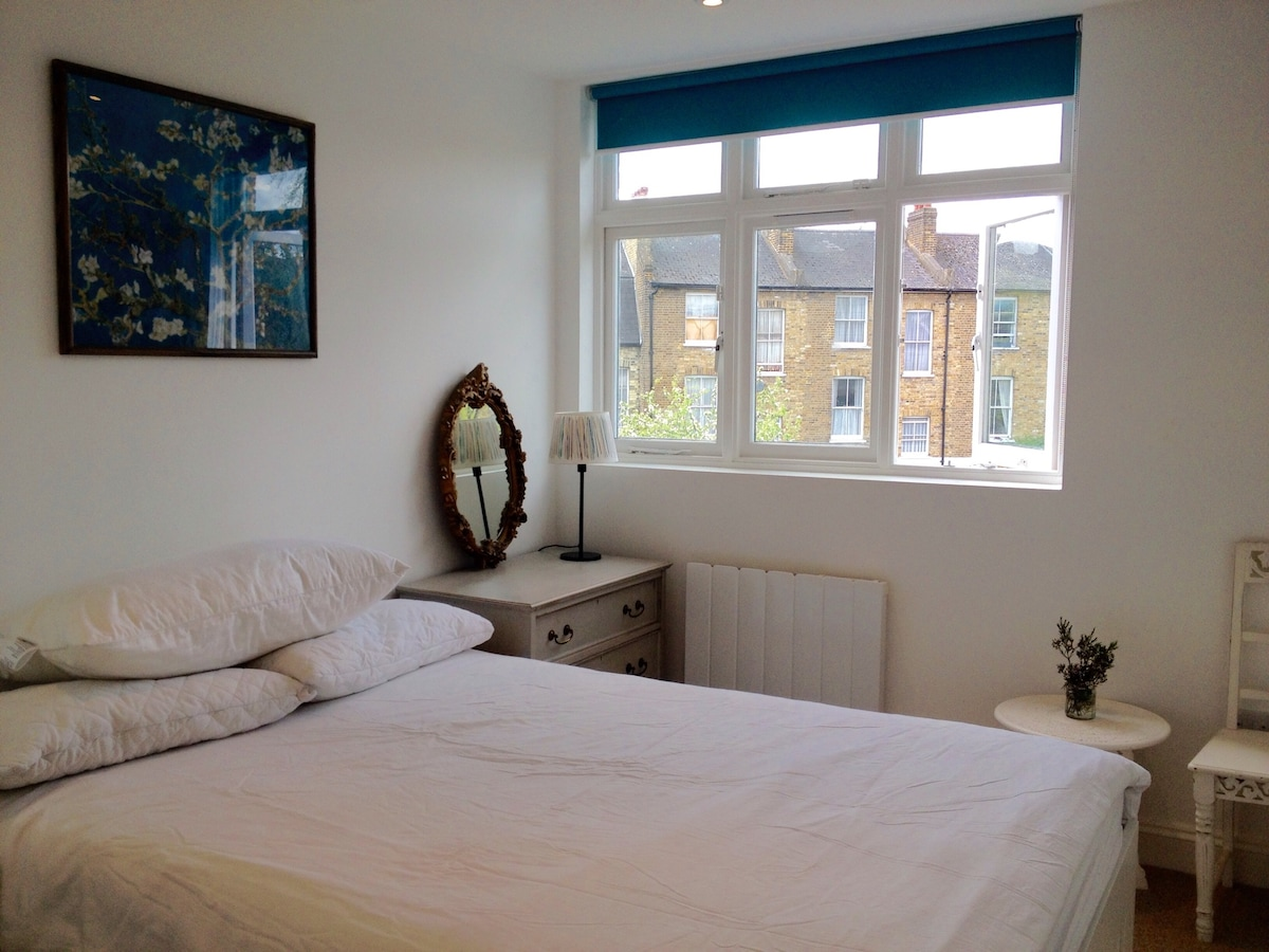 Light, bright, spacious double room
