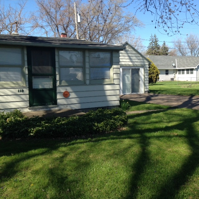 Summer cottage on Sandusky Bay