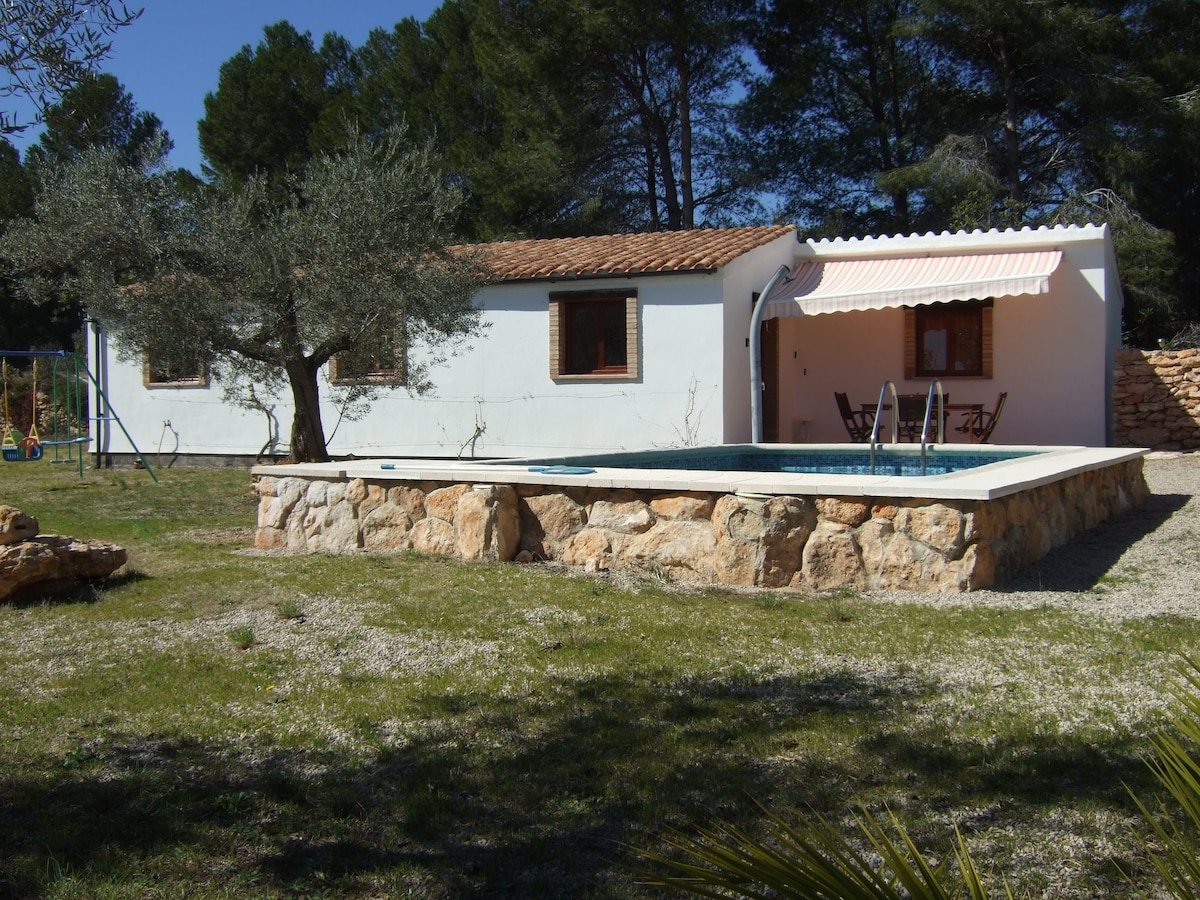 la Pineda   house with private pool