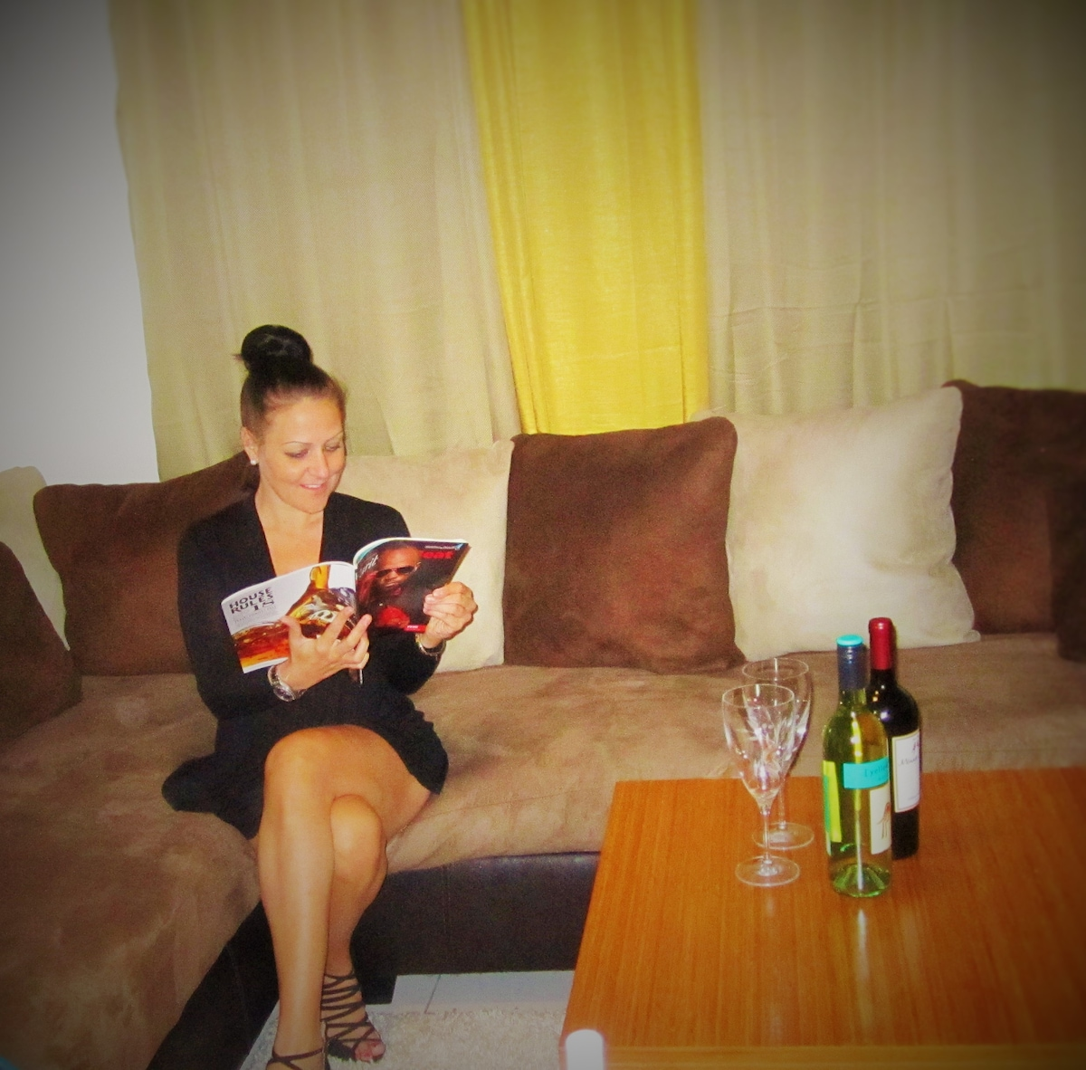Lovely PRIVATE room in Liguanea!