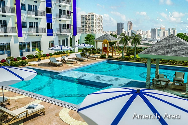 Semi Furnished Condo For Rent PROMO