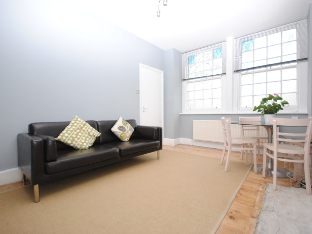 Large flat Central London