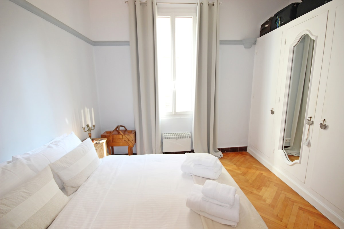 Charming home in the heart of Nice