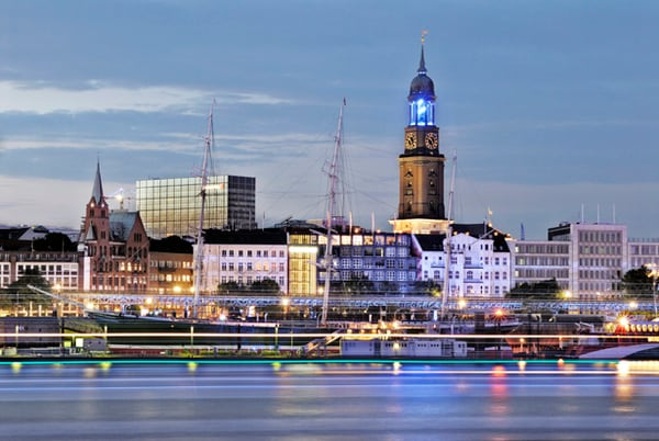 Hamburg-Zentrum - 2 Zimmer