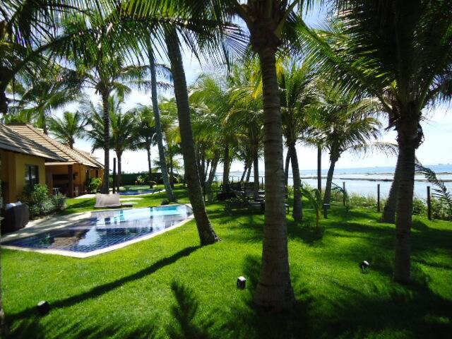 O charme das Praias Tropicais