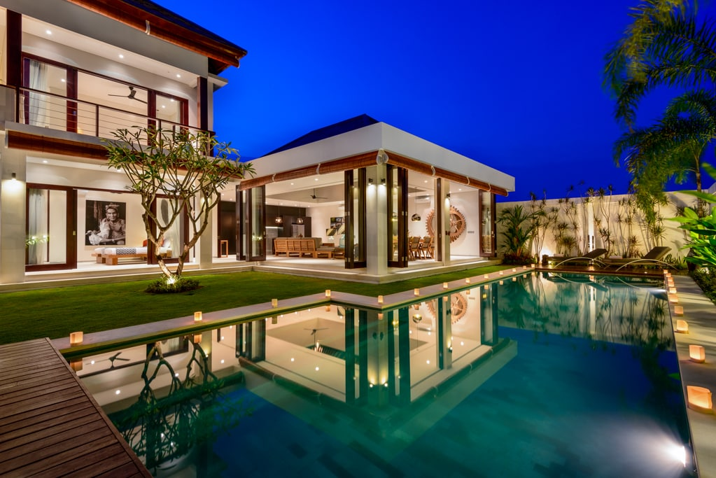 The Maya, stunning family Villa