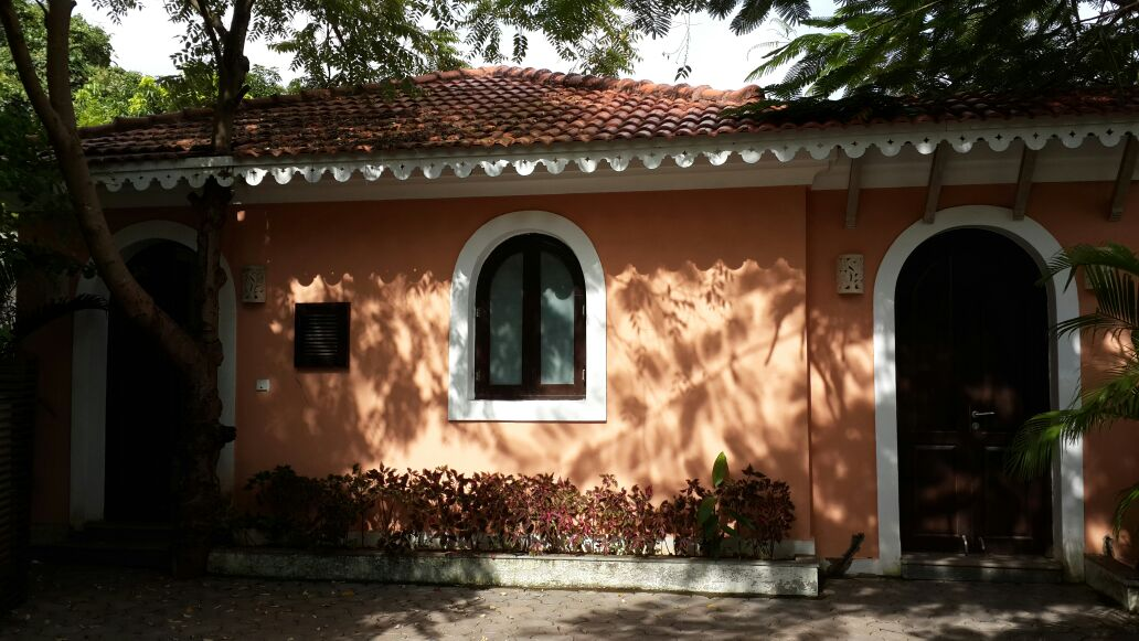 The Saipem Villa.