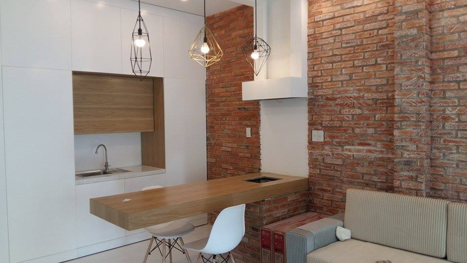Cozy Serviced Apartment in Downtown