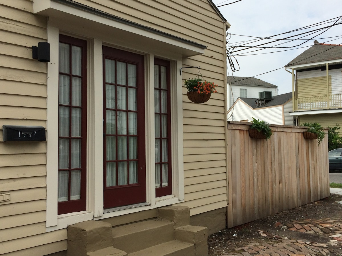 Cozy Cottage in The Treme