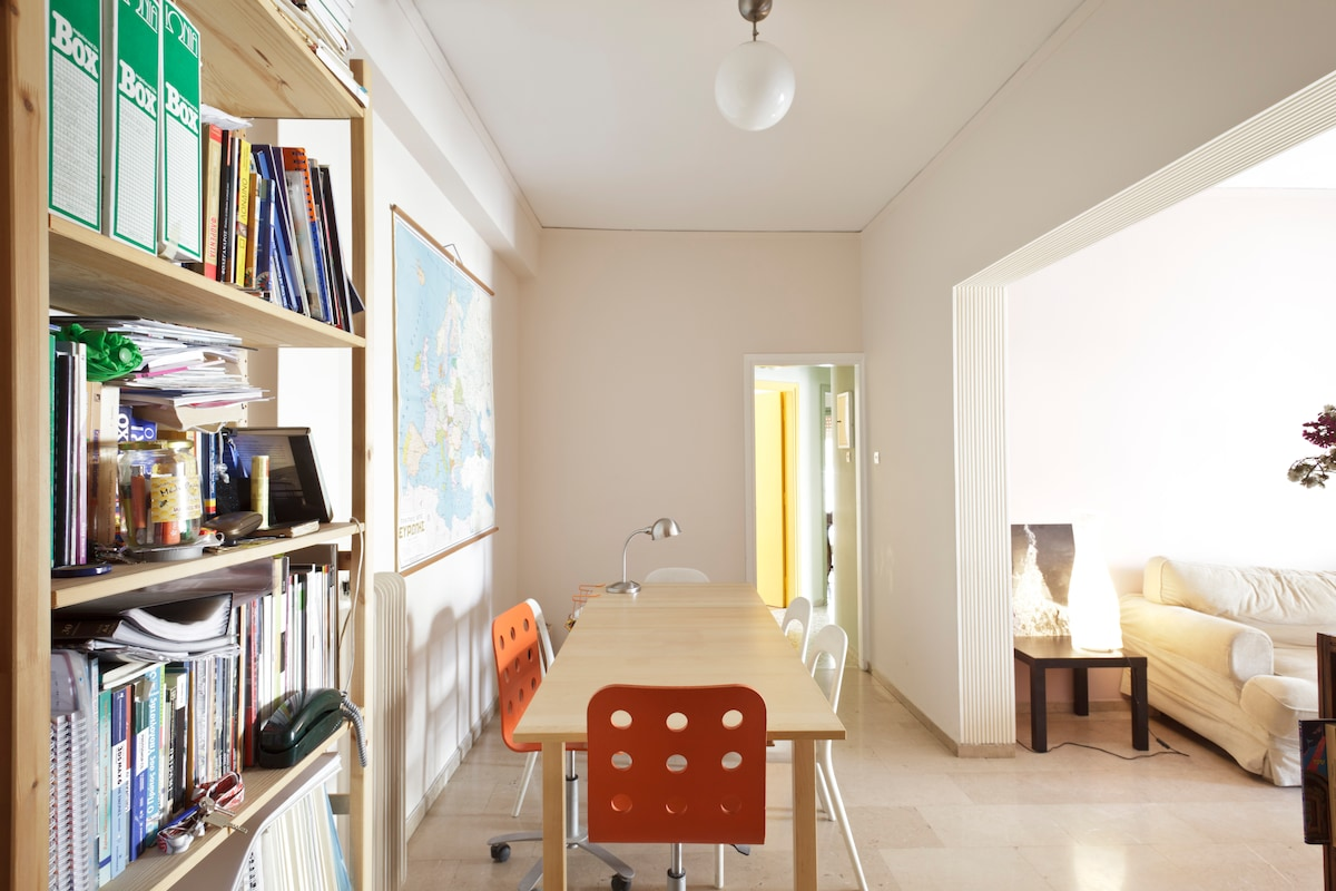 Lovely  flat  in Gizi area of Aths!