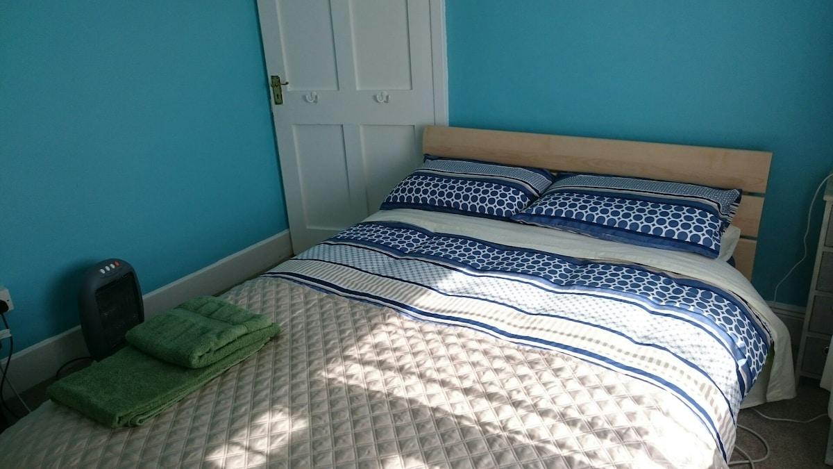 Double room in Dublin